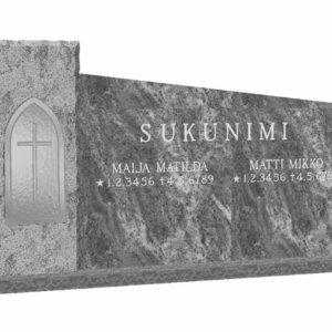 Hautakivi: Yhteinen-Matka-Pohjolan-Loimu
