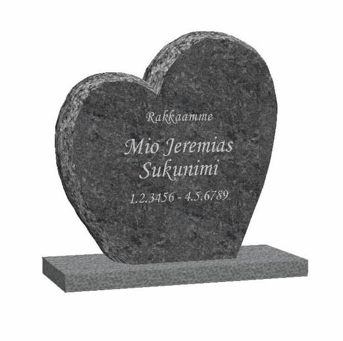 Hautakivi: Ikuinen-rakkaus-Savon-helmi