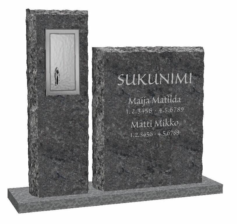 Hautakivi: Kaipaus-Savon-Helmi