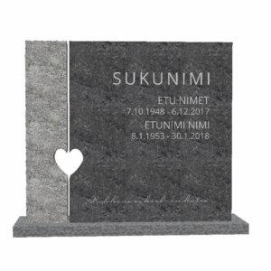 Hautakivi: Särkynyt-sydän-Savon-Helmi