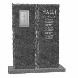 Hautakivi: Yhdessä-erikseen-Savon-Helmi